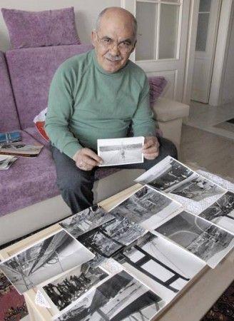 Boğaz Köprüsü inşaatından görülmemiş fotoğraflar
