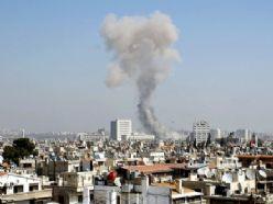 Şam'da şiddetli patlama