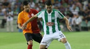 Galatasaray'ın konuğu Torku Konyaspor